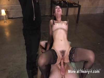 Hard Fucking Slave In Dungeon
