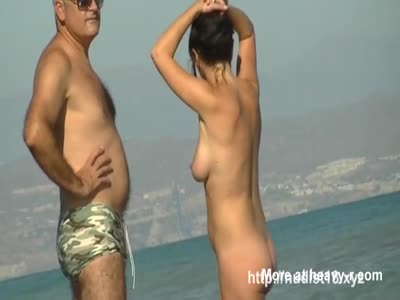 Fat Mature Naked On Beach