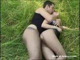 Pantyhose rape fantasy
