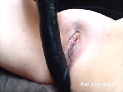 Dildo Fucking Squirting Pussy