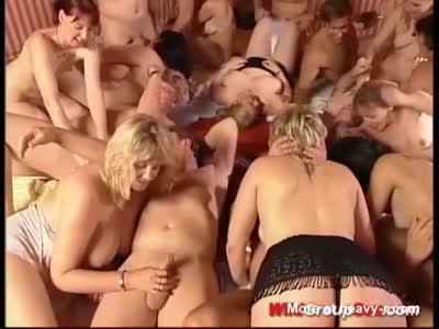 Wild Swinger Orgy