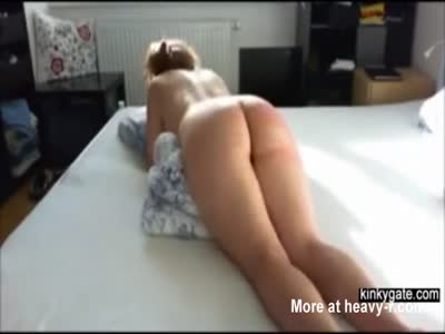 Nasty Ass Punishment With Cane