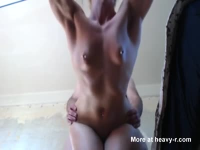 Muscled Mature Banged From Behind