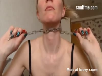Suffocation sexual fetish