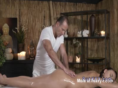 Nice Massage Ends In Sex
