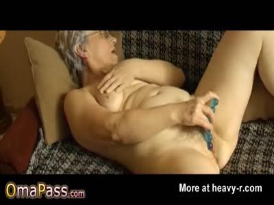 Masturbating Grandma's Compilation