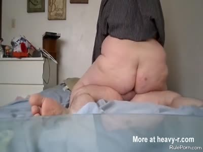 Sex with an ugly obese woman