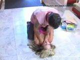 Strangling And Raping Girl