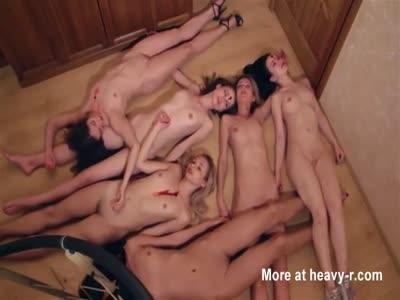 Naked Porn Girls