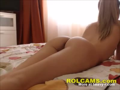 Cam Girl With Sexy Ass