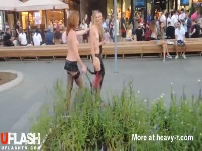 Nude Teens Spanking In Public
