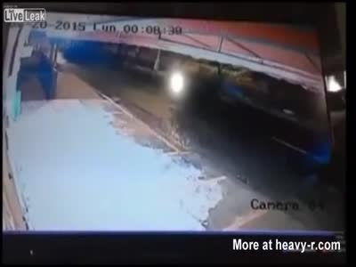 Woman Dies Instantly After Hitting The Pavement