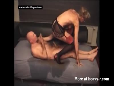 Mature Couple Scat Fuck