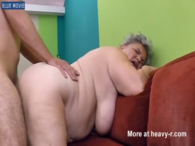 Big Granny Is A Good Fuck