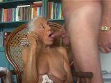 Granny Cumwhore
