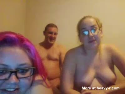 Ugly Chubby Daughters Sucking Daddy