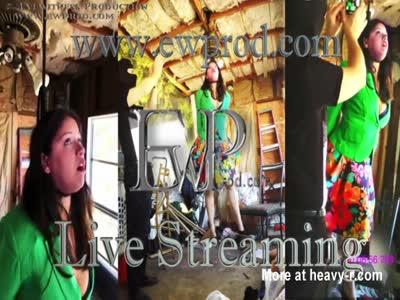 Hanging Live Stream