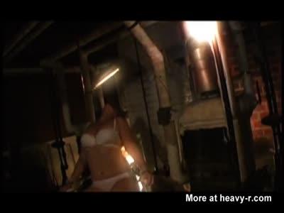 Girl's Bondage Torment