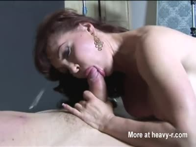 Horny MILF Is Blowjob Expert