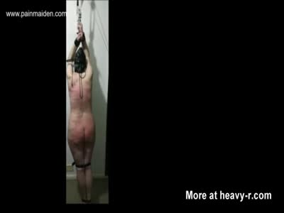 Brutal Whipping Session