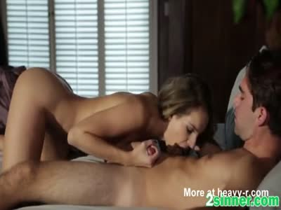 Passionate sex with lovely brunette babe Kimmy Granger