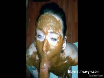 Sucking Cock With Shit Face