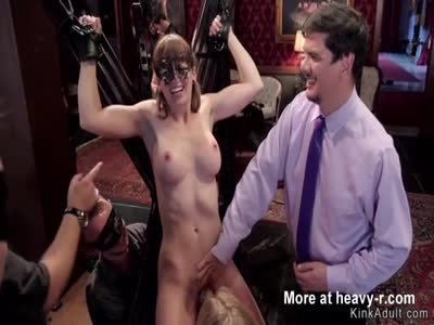 Ass To Mouth At BDSM Party