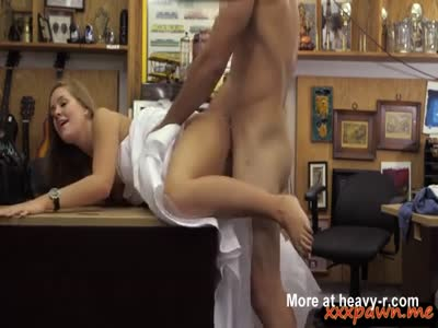 Bride Pounded In Pawn shop