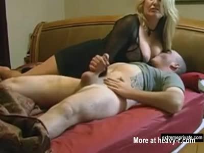 Naughty Stepmother On Spy Cam