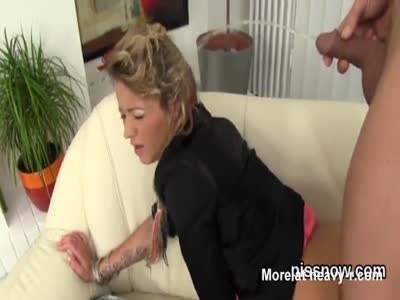 Astounded Girl Is Pissed On