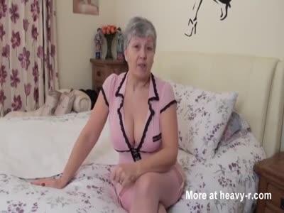 Granny Fucking Her Toyboy