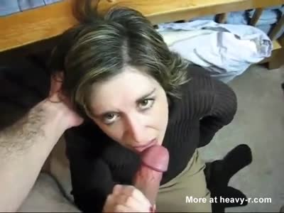 Blowjob With Facial