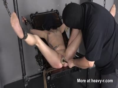Pussy Cleaning