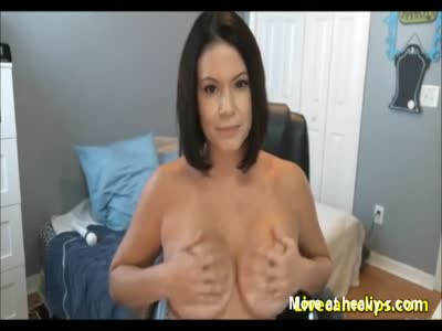 Beautiful MILF With Huge Boobs