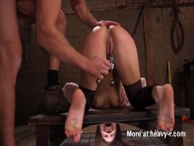 Anal Fucked While Bound