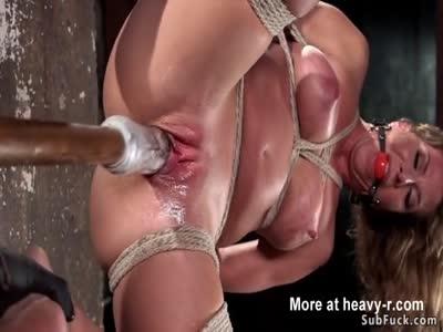 Dildo On Stick Torture