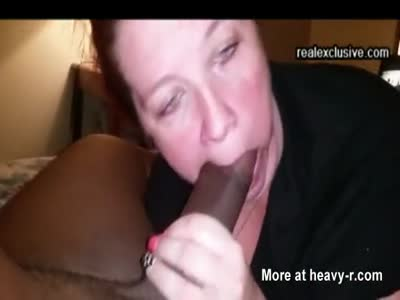 BBW Mom Loves Big Black Dick