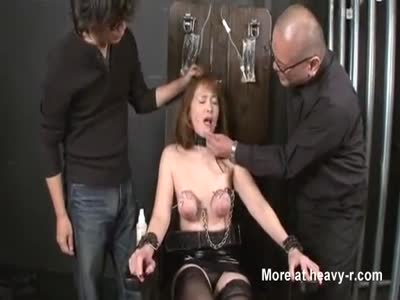 Mature Asian Tortured Hard
