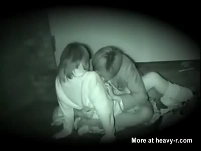 Infra Red Voyeur Video