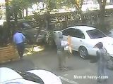 Woman With Stroller Run Over By Car