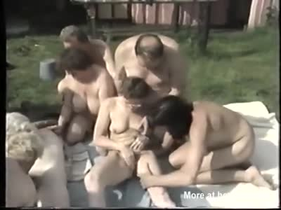 Have outdoor orgy mature situation familiar