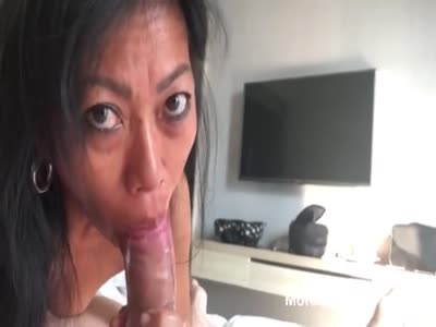 Asian Hooker Blowjob