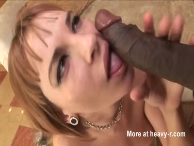 Redhead With Braces Anal Fucked by BBC