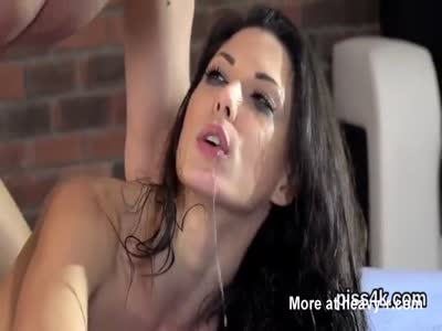 Stunning Girl Drenched In Piss