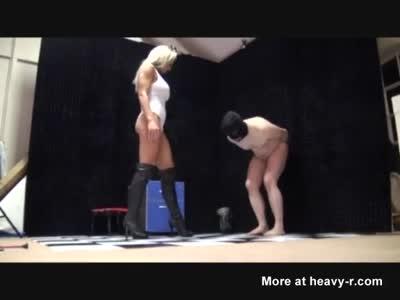 Ball Busting Goddess