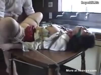 Asian Bondage Rape