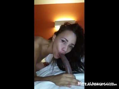 Girl Having Hardcore Fun With Dildo