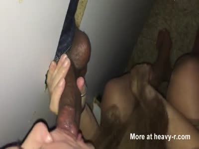 Gloryhole Action
