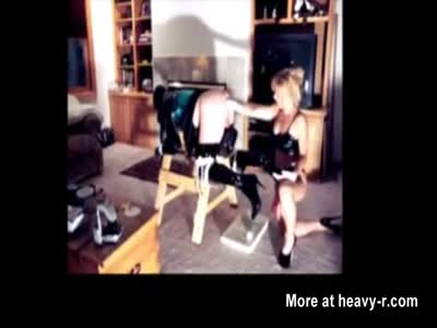 Anal Pegging And Fisting By Mistress