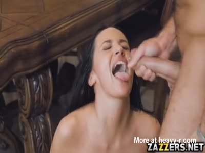 Preachers Wife Gets Big Facial